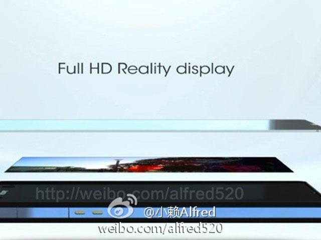 Sony Xperia Z : un écran fin en haute résolution