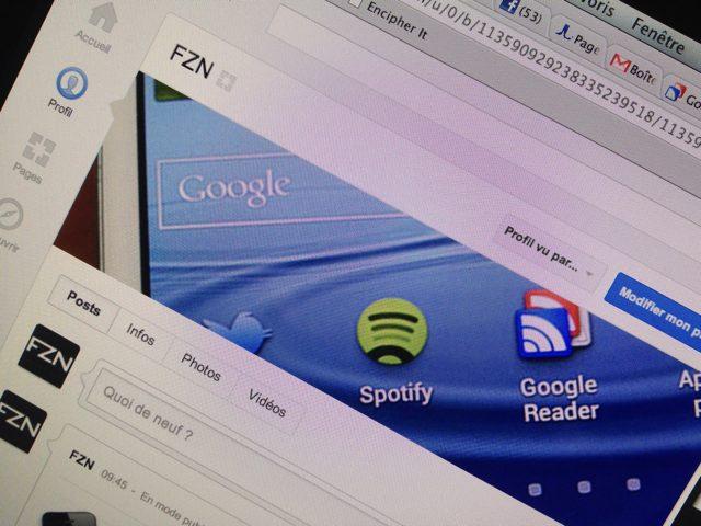 Google+ serait plus utilisé que Twitter