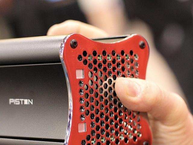 Steambox / Piston : la ventilation
