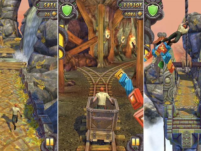 Temple Run 2 : lancement sur iOS dans ces prochaines heures