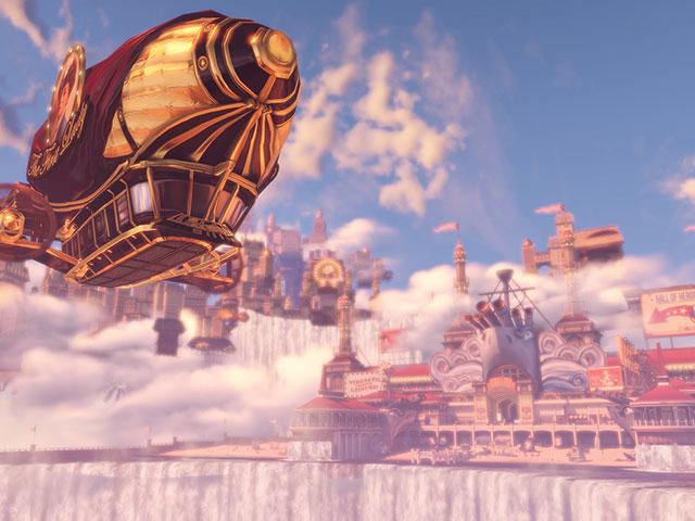 Un nouveau trailer pour Bioshock Infinite