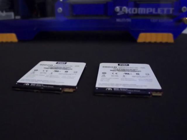 WD Black : bientôt des disques durs hybrides chez Western Digital