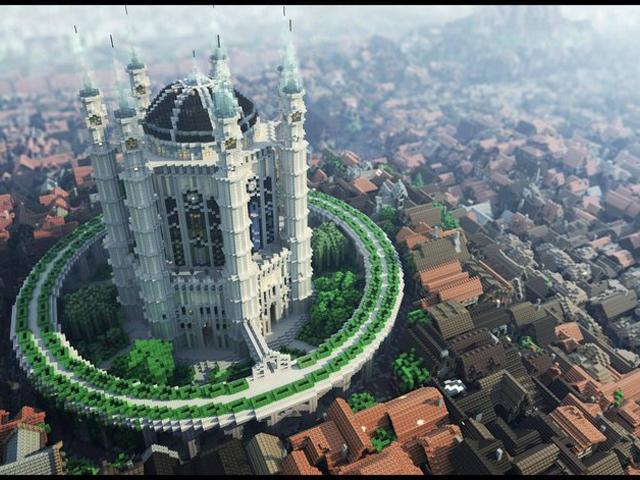 Westeroscraft : la ville, de plus près