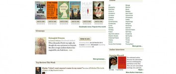 GoodReads : l'exploration