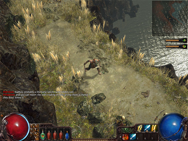 Path of Exile : encore en pleine action