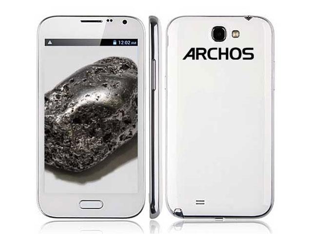 Les premières photos des smartphones Archos ?