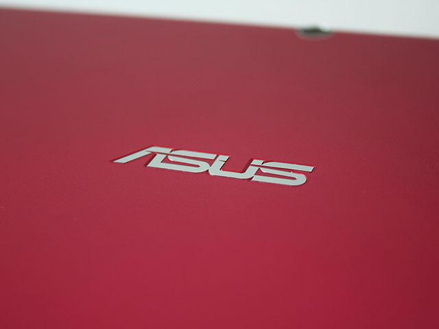 Asus MeMo Pad 10 : le logo