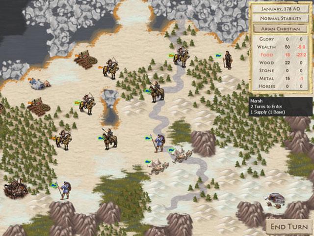 At The Gates, le nouveau jeu de l'un des designers de Civilization 5