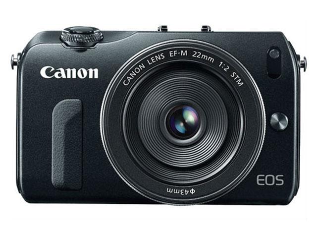 """Canon EOS M """"Advanced"""""""
