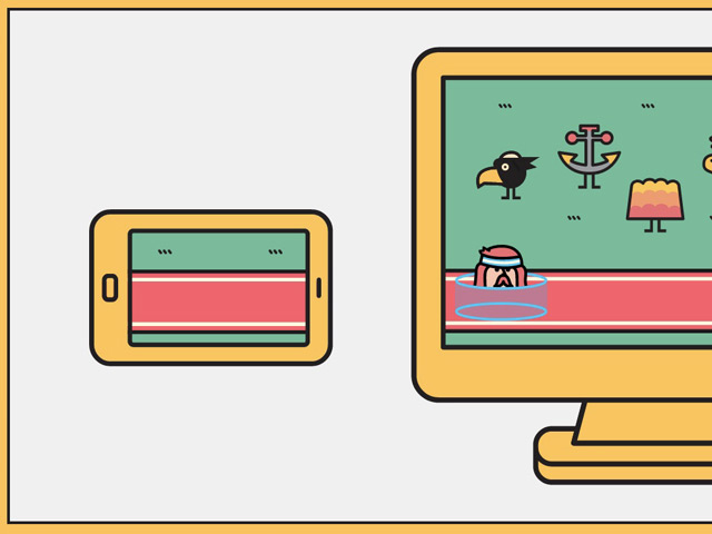 Chrome Experiments : Super Sync Sports