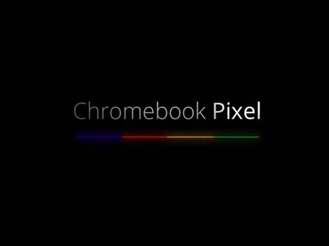Chromebook Pixel : comme le MacBook Pro Retina, mais avec Chrome OS