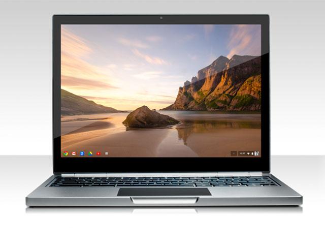 Chromebook Pixel : officialisé par Google