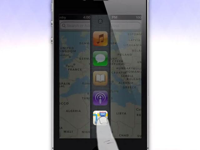 iOS : un nouveau concept pour le multitâche