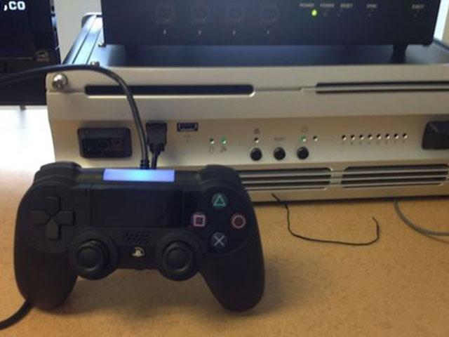 PlayStation 4 : une photo pour le prototype de la nouvelle DualShock