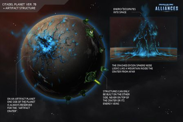 Galaxy on Fire Alliances : une première capture