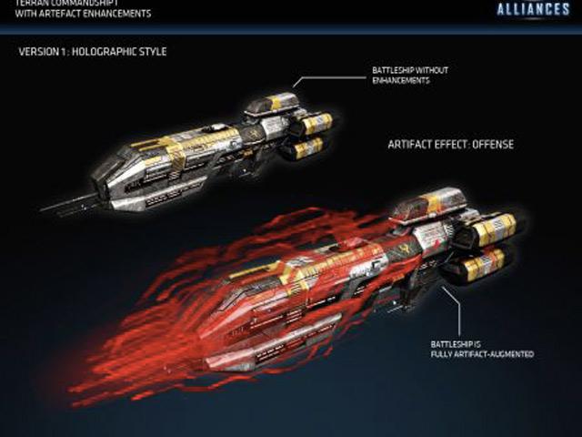 Galaxy on Fire Alliances : les premières images du jeu