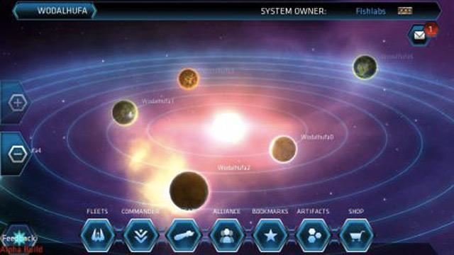Galaxy on Fire Alliances : une quatrième capture
