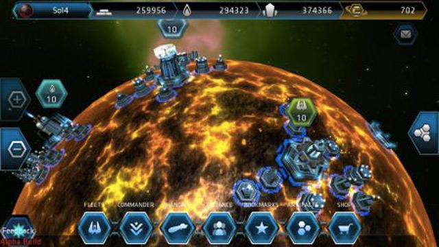 Galaxy on Fire Alliances : une cinquième capture