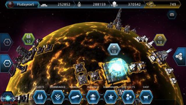 Galaxy on Fire Alliances : une sixième capture