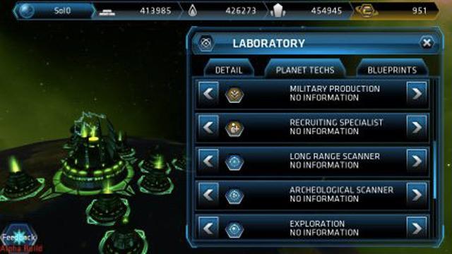 Galaxy on Fire Alliances : une huitième capture
