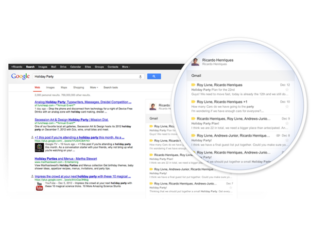 Google Agenda dans Gmail