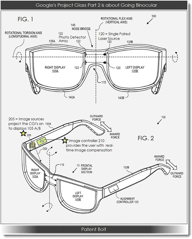 Google Glass Part 2 : seconde image