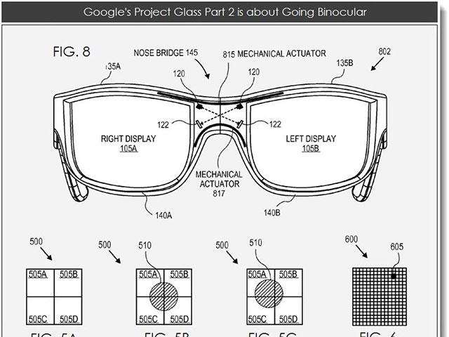 Google Glass Part 2 : troisième image