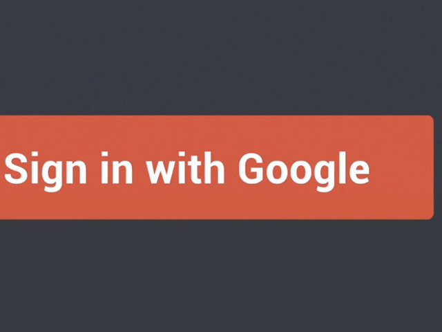 Google+ Sign-In