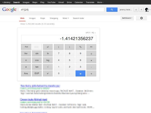 Google fait du porno avec des maths