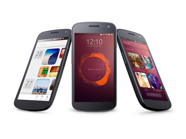 Ubuntu Touch Developer Preview est disponible