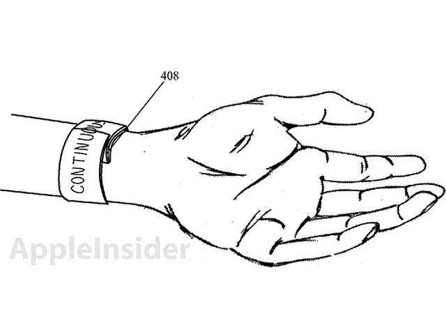 iWatch : un brevet qui sent bon la montre connectée
