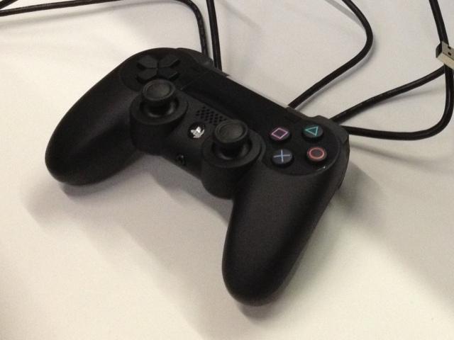 PlayStation 4 : une autre photo pour le prototype de la nouvelle DualShock