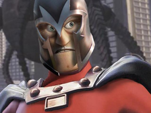 Les Super Héros Marvel en mode Pixar