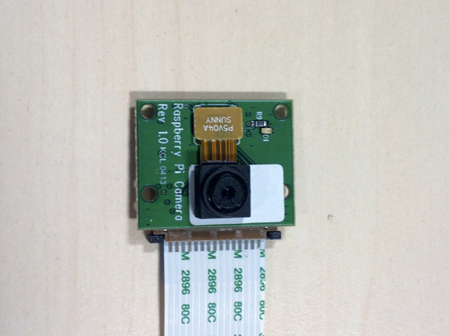 Raspberry Pi : le module photo bientôt disponible