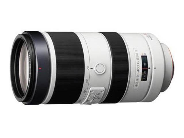 Sony 70-400mm f/4-5.6G SSM II