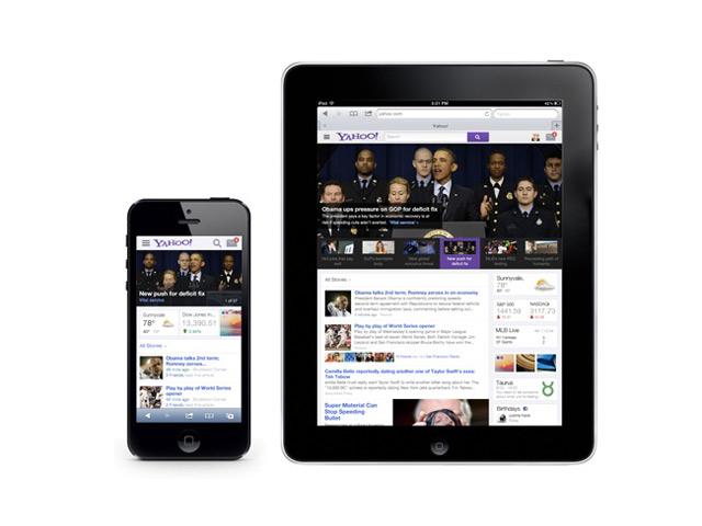 Yahoo : une nouvelle version du portail en cours de déploiement