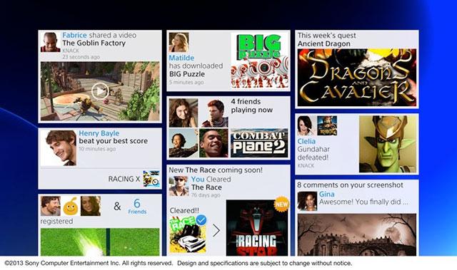 PlayStation 4 : le flux