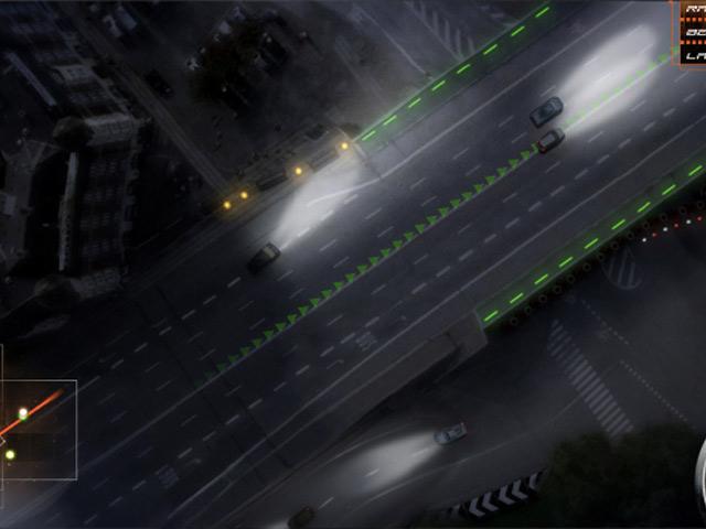 Real World Racing, un jeu de course avec de vraies cartes satellites