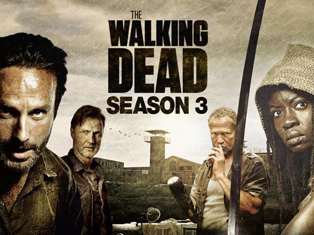 The Walking Dead saison 3 : les deux vidéos virales du Superbowl