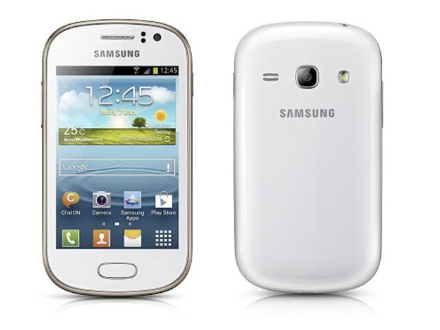 Samsung Galaxy Fame : les spécifications officielles