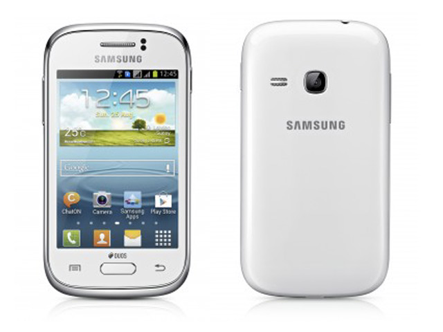 Samsung Galaxy Young : les spécifications officielles
