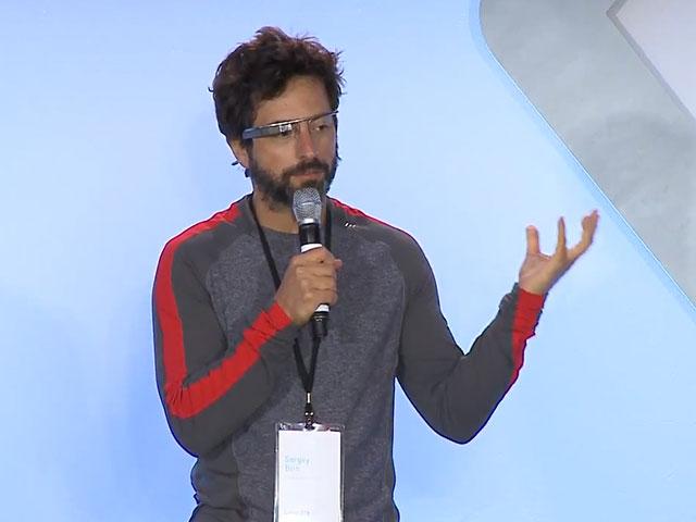 A la base, Sergey Brin voulait juste nous aider à commander des pizzas