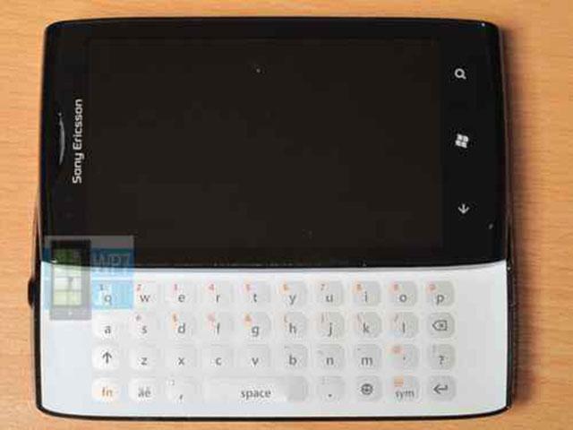 Sony Ericsson Jolie