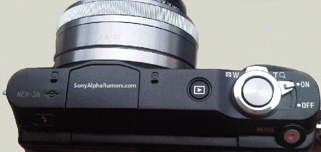Sony NEX-3N : une vue plus globale