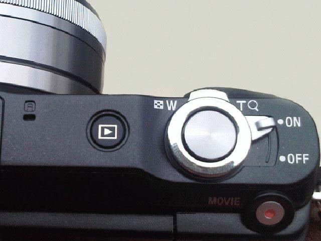 Une première photo pour le Sony NEX-3N