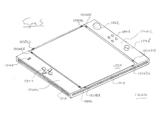 Sony PlayStation EyePad : une tablette orientée gamers chez Sony ?