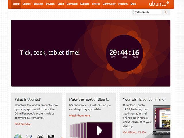 Canonical : une tablette sous Ubuntu dans quelques heures