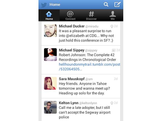 Twitter pour Firefox OS