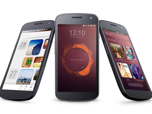 Ubuntu for Phones : un premier mobile pour octobre 2013