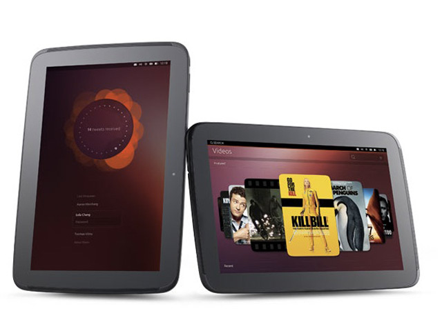 Ubuntu for Tablets : Ubuntu sur... ta tablette tactile !